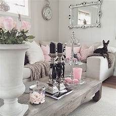 Shabby Chic Accessoires - 25 charming shabby chic living room decoration ideas