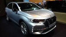 ds 7 crossback grand chic 2018 ds 7 crossback bluehdi 180 be chic exterior and