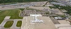flint bishop airport airfield layout