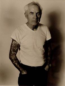 mr rogers as a ba old tattooed people old tattoos