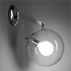 artemide miconos wall light artemide miconos wall light with glass diffuser design ernesto gismondi ay652