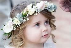 29 Coiffure Fille Mariage Avec Couronne De Fleurs