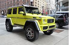 Mercedes G 4x4 - used 2017 mercedes g class g550 4x4 squared for sale