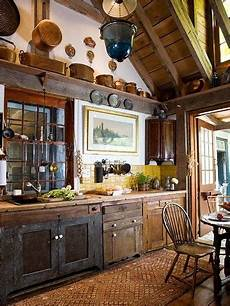 Decorating Ideas For A Primitive Kitchen by Antique Stylekitchens Style Rustic Design Kitchen