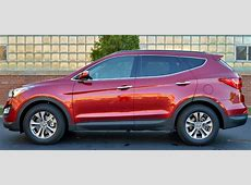 2014 Hyundai Santa Fe Sport Review   Web2Carz