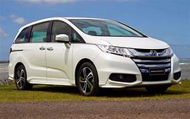 2020 Honda Odyssey Changes Price And Release Date Rumor