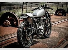 YAMAHA SR400 BY GASOLINE CUSTOM MOTORCYCLES   Men's Gear