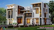 contemporary house plans in kerala luxurious modern contemporary kerala home design kerala