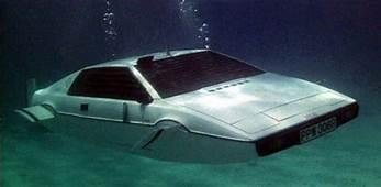 007 Lotus Espirit Submarine Car Up For Auction  Autofluence