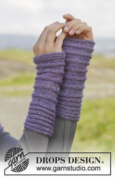 handschuhe stricken ohne finger free pattern stickat svenska beskrivningar beinstulpen