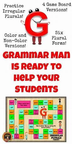 irregular plural nouns game irregular plurals irregular