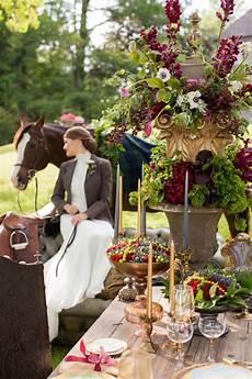 elegant equestrian inspired wedding ideas equestrian