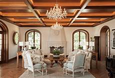 60 spectacular living rooms with a coffered ceiling photos