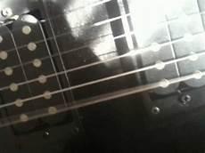 Guitar Buzzing Noise Vibrating Inside