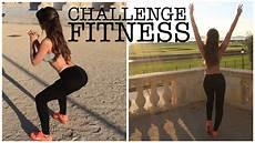 Challenge Fitness Se Sculpter Des Fesses Bomb 233 Es Et Des