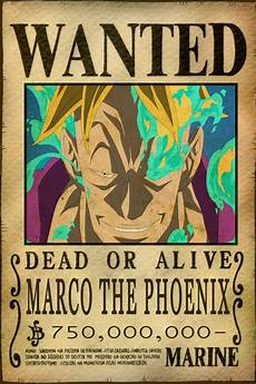 wanted poster one hd part 3 animecomzone
