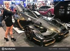 Sema Las Vegas - vegas sema car trade show 2017 stock editorial photo