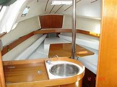 interno barca a vela barche a vela usate beneteau 265 mandello