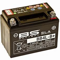 battery 5ah sla4l ytx5l bs ctx4l bs yb4l b maintenance