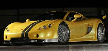 Video BMW Powered Ascari A10 Supercar