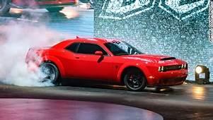 New Dodge Pops A Wheelie In Test  CNN Video