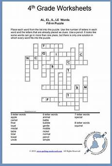 worksheets for 4th grade 20279 4th grade worksheets and spelling puzzles