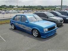 Opel Kadett D Tuning 2 0 16v