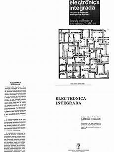 electronica integrada jacob millman y christos c halkias pdf