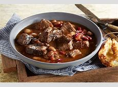 cowboy steak and vegetable soup_image