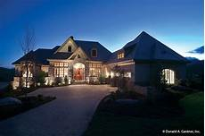 hollowcrest house plan front exterior the hollowcrest house plan 5019 with