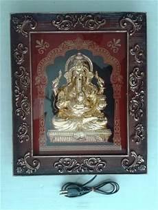 plastic moulded god photo frames ganesh photo frame with