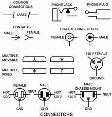 wiring diagram symbols connectors wiring diagram page