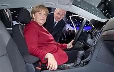 Did Angela Merkel Cover Up Volkswagen Emissions