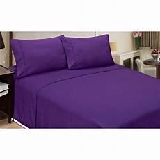 home dynamix jill morgan fashion solid purple microfiber