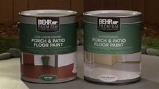 how to apply behr premium porch patio floor paint youtube