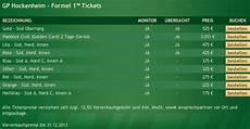 tickets formel 1 formel 1 tickets hockenheimring formel 1 rennwagen