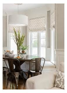 Kitchen Bay Window Nook Ideas by Transitional Bay Window Breakfast Nook Is Filled With A