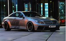 mercedes cl black edition v2 aerodynamic kit by prior design