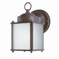 westinghouse 1 light steel outdoor wall lantern