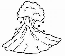 Ausmalbilder Vorlagen Dinosaurier Vulkan Ausmalbilder Kostenlose Malvorlage Dinosaurier Und