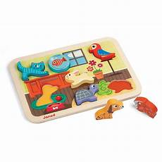 Puzzle Chungky Pet janod pets chunky puzzle