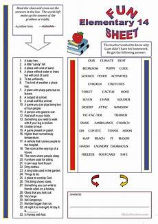 free worksheets for elementary students 15488 sheet elementary 14 worksheet free esl printable worksheets made by teachers