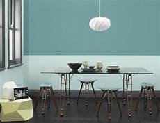 wand zweifarbig streichen wohnraumgestaltung mit farben 50 beispiele