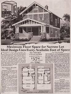 craftsman bungalow house plans 1930s 1930 montgomery ward kelsey vintage house plans