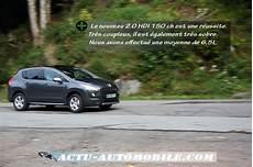 Essai Peugeot 3008 Hdi 150 Actu Automobile