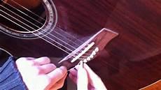 comment changer les cordes d une guitare 233 lectrique