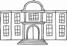 Kostenlose Malvorlagen Schule Kostenlose Malvorlage Schule Schulhaus Zum Ausmalen