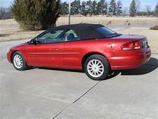 Find Used 2001 Chrysler Sebring LXi Convertible 2 Door