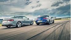 audi vs mercedes audi rs5 vs mercedes amg c63 s test review car magazine