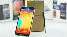 samsung galaxy note 3 unboxing on